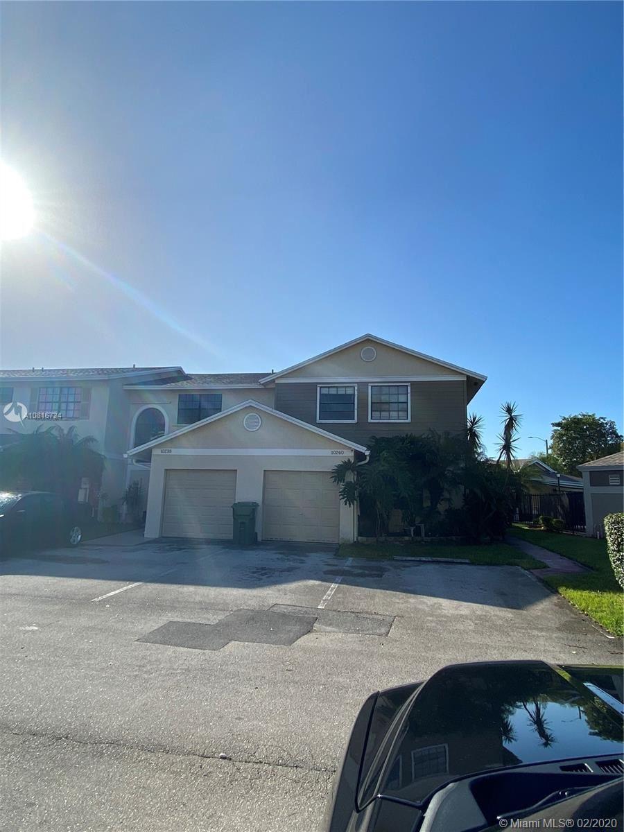 10740 NW 11th St #10741, Pembroke Pines, FL 33026 - MLS#: A10816724