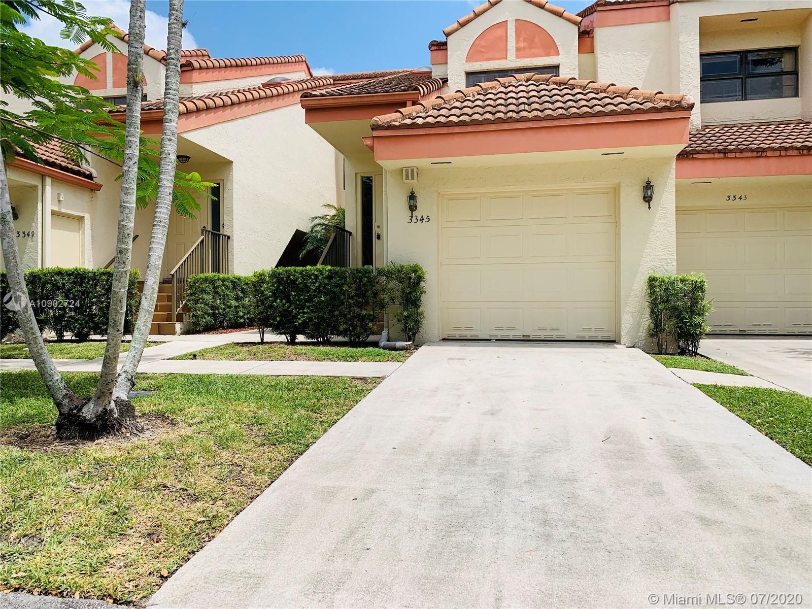 3345 Emerald Oaks Dr #106, Hollywood, FL 33021 - #: A10902724