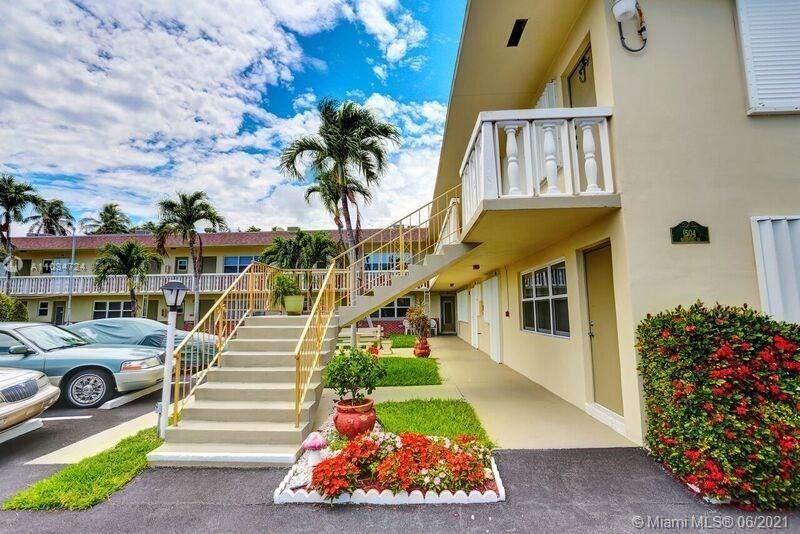 1504 N 12th Ct #6B, Hollywood, FL 33019 - #: A11034724