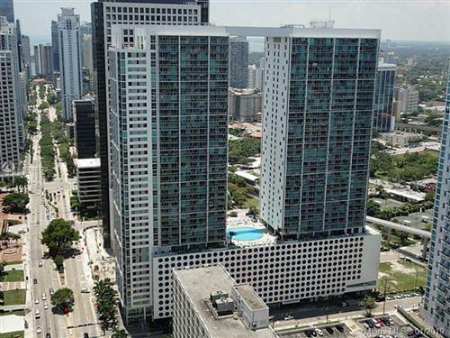 Photo of 500 BRICKELL AV #2110, Miami, FL 33131 (MLS # A10600725)