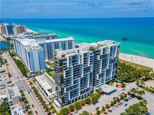 Photo of 2201 Collins Ave #302, Miami Beach, FL 33139 (MLS # A10944725)