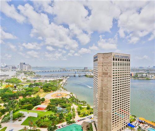 Photo of 325 S Biscayne Blvd #3416, Miami, FL 33131 (MLS # A10998725)