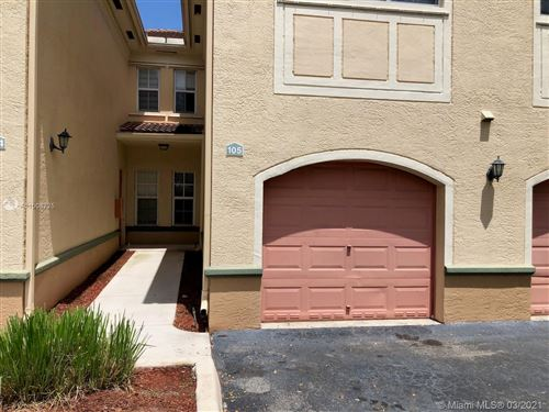 Photo of 2581 Centergate Drive #105, Miramar, FL 33025 (MLS # A11008725)