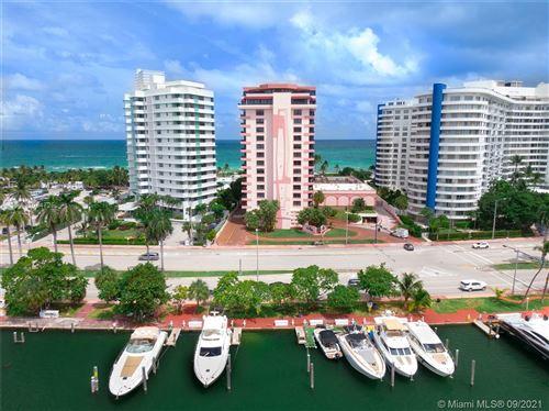 Photo of 5225 Collins Ave #1007, Miami Beach, FL 33140 (MLS # A11084725)
