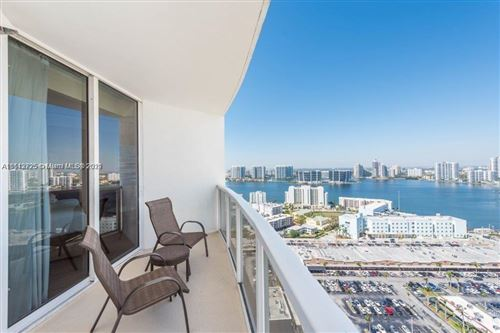 Photo of 18001 Collins Ave #2504, Sunny Isles Beach, FL 33160 (MLS # A11113725)