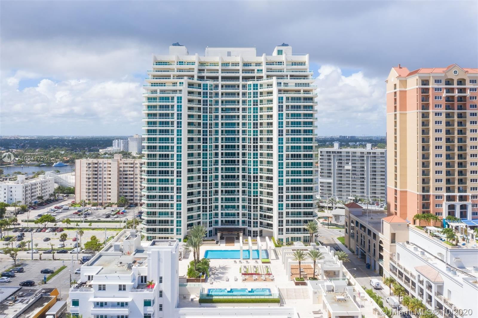 Photo of 101 S Fort Lauderdale Beach Blvd #1002, Fort Lauderdale, FL 33316 (MLS # A10941725)