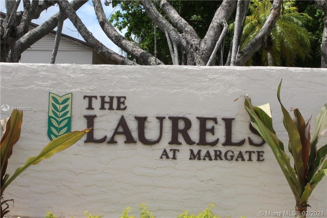 115 E Laurel Dr #805, Margate, FL 33063 - #: A11000725