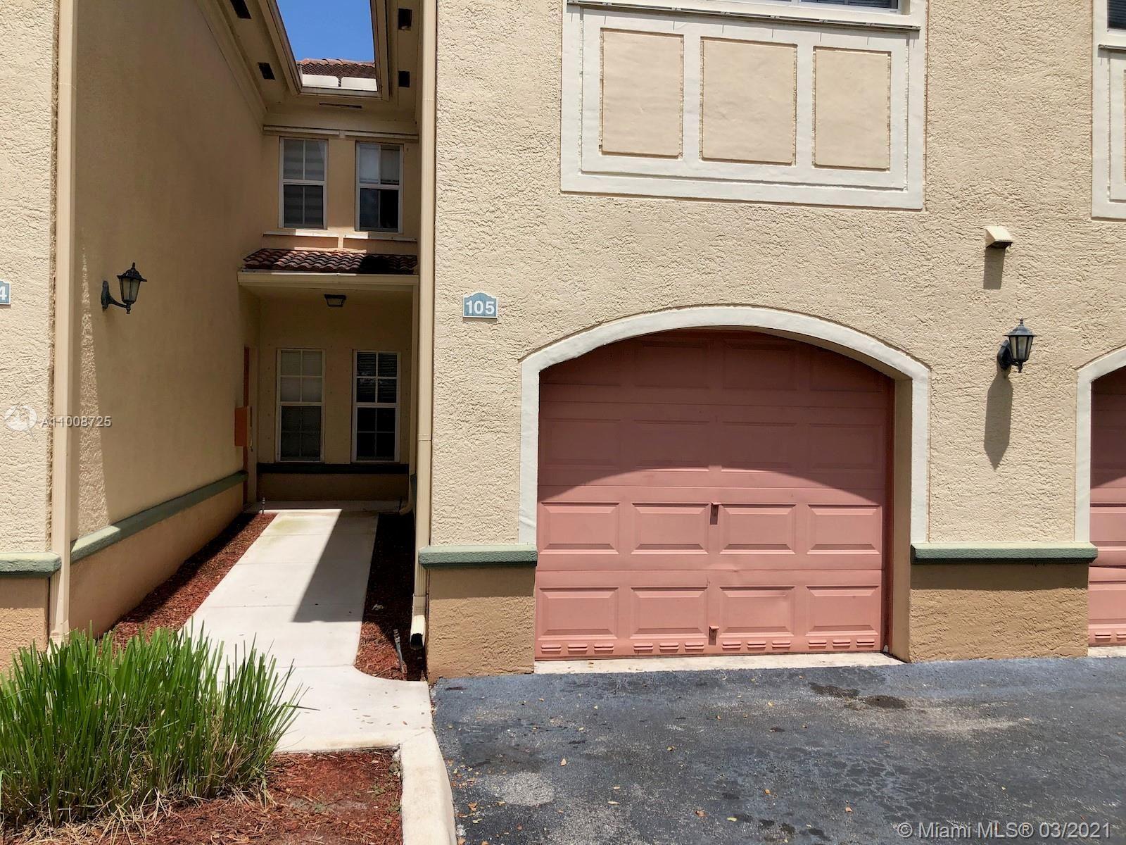 2581 Centergate Drive #105, Miramar, FL 33025 - #: A11008725