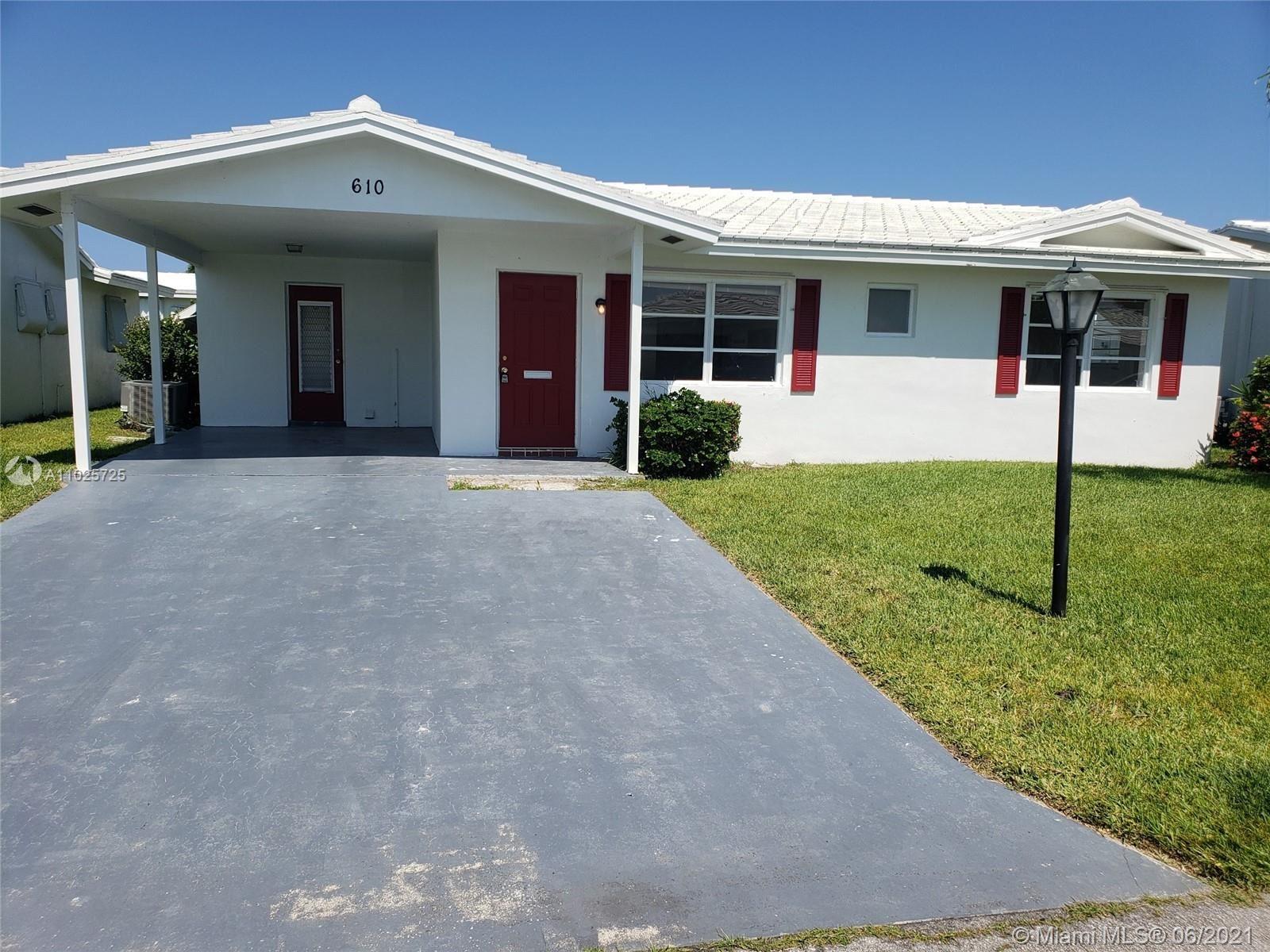 610 SW Golf Dr, Boynton Beach, FL 33426 - #: A11025725