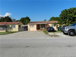 Photo of 3031 NW 91st St, Miami, FL 33147 (MLS # A10613726)