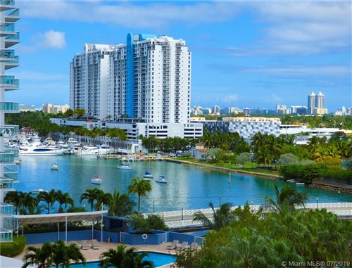 Photo of 20 ISLAND AV #803, Miami Beach, FL 33139 (MLS # A10656726)