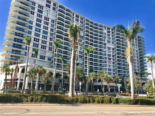 Photo of 3800 S Ocean Dr #315, Hollywood, FL 33019 (MLS # A10904726)