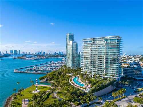 Photo of 800 S Pointe Dr #1401, Miami Beach, FL 33139 (MLS # A10988726)