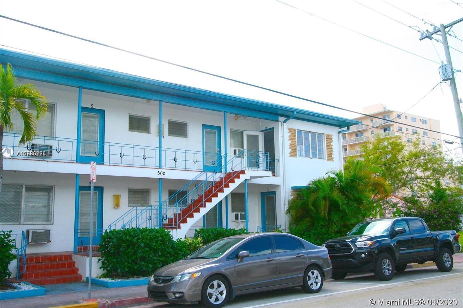 500 77th St #5, Miami Beach, FL 33141 - #: A10985726