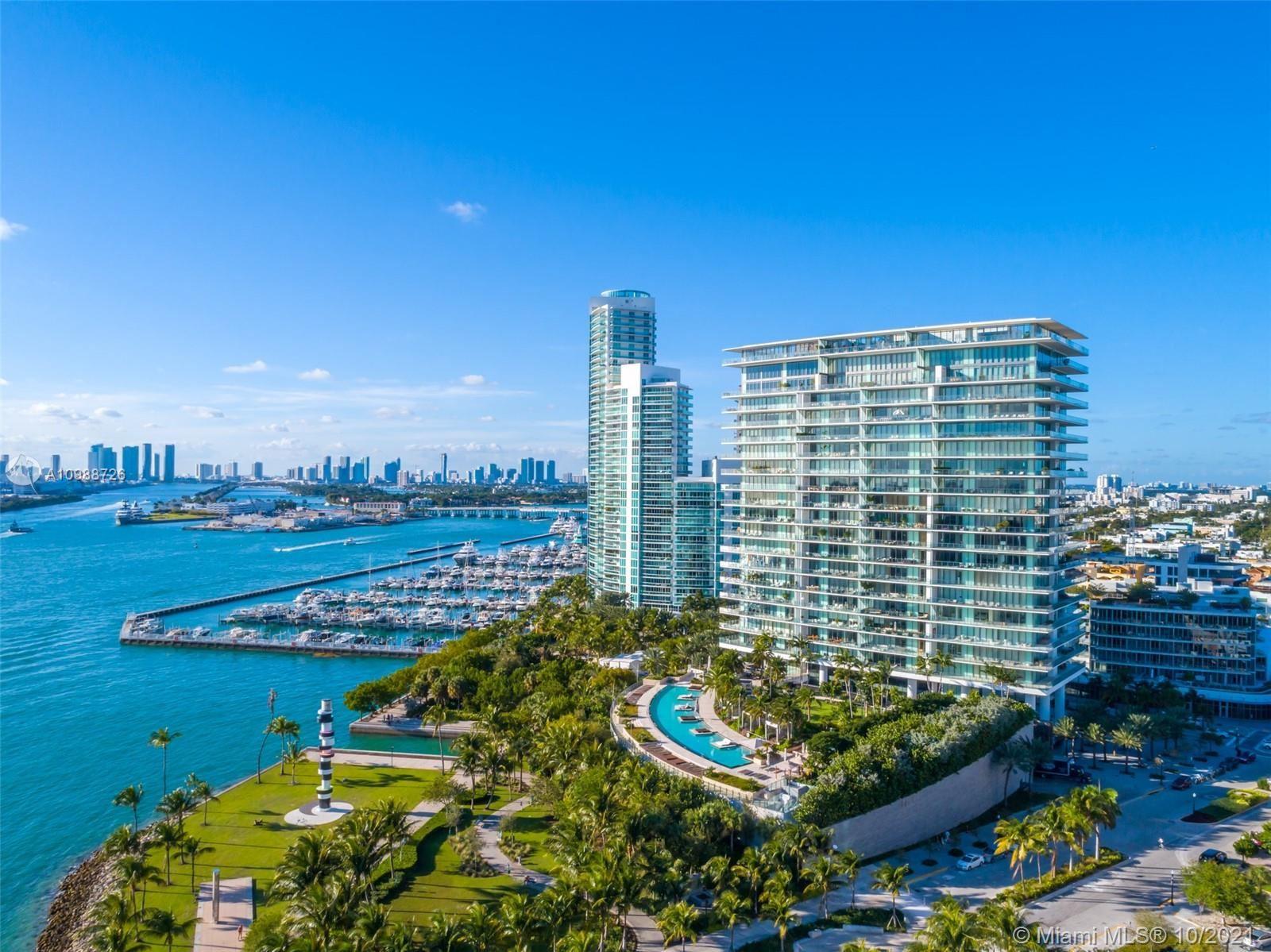 800 S Pointe Dr #1401, Miami Beach, FL 33139 - #: A10988726