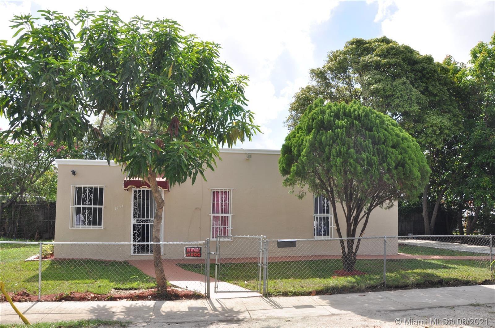 7951 NW 4th Ave, Miami, FL 33150 - #: A11053726
