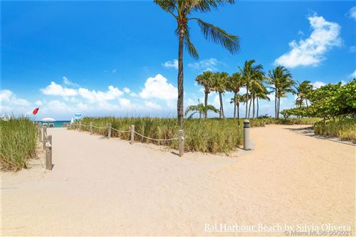 Photo of 9801 Collins Ave #14P, Bal Harbour, FL 33154 (MLS # A11047727)
