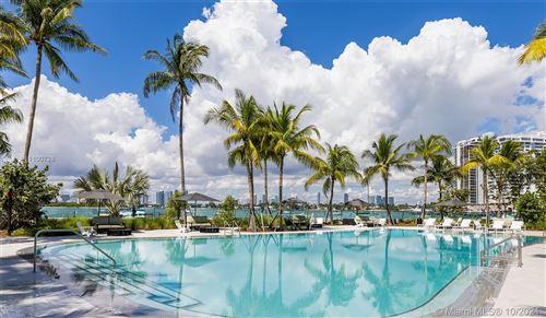 Photo of 1500 Bay Rd #M-917, Miami Beach, FL 33139 (MLS # A11100728)