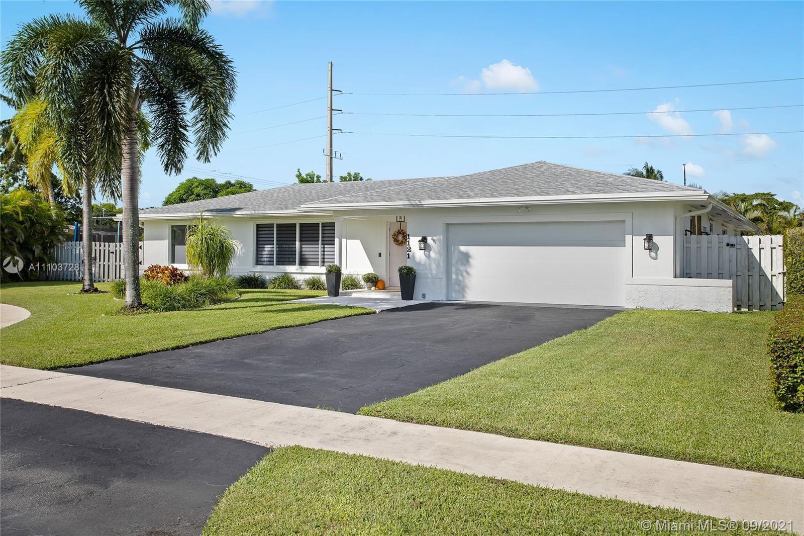 1121 SW 75th Ter, Plantation, FL 33317 - #: A11103728