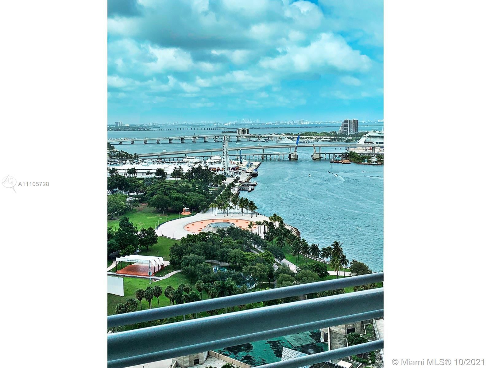 325 S Biscayne Blvd #2616, Miami, FL 33131 - #: A11105728