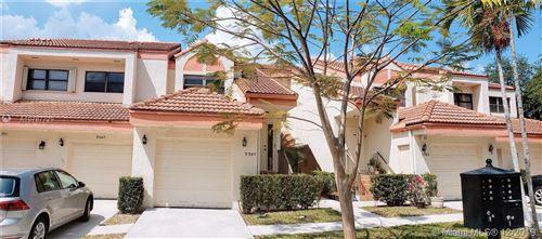 Photo of 3349 Emerald Oaks Dr #105, Hollywood, FL 33021 (MLS # A10787729)