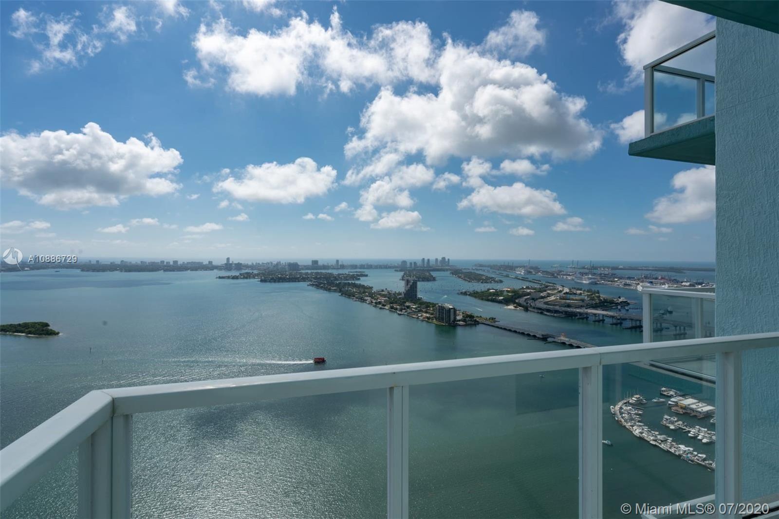 1900 N Bayshore Dr #5002, Miami, FL 33132 - #: A10886729