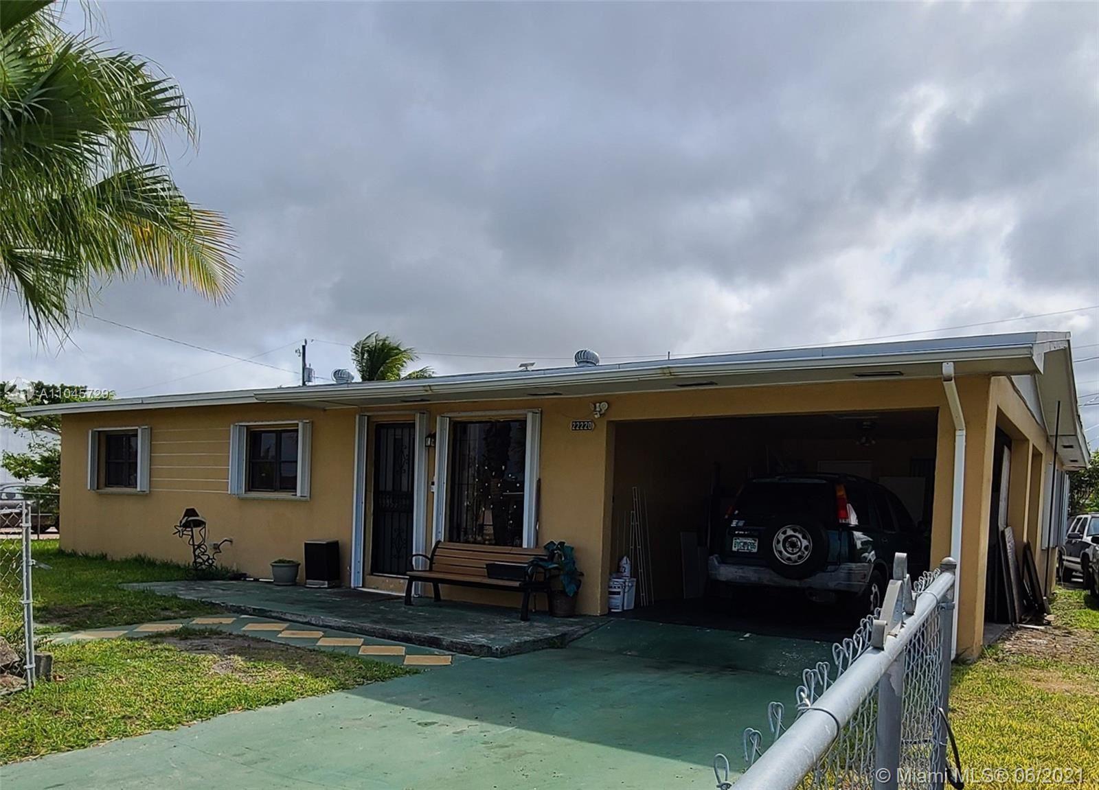 22220 SW 112th Ct, Miami, FL 33170 - #: A11045729