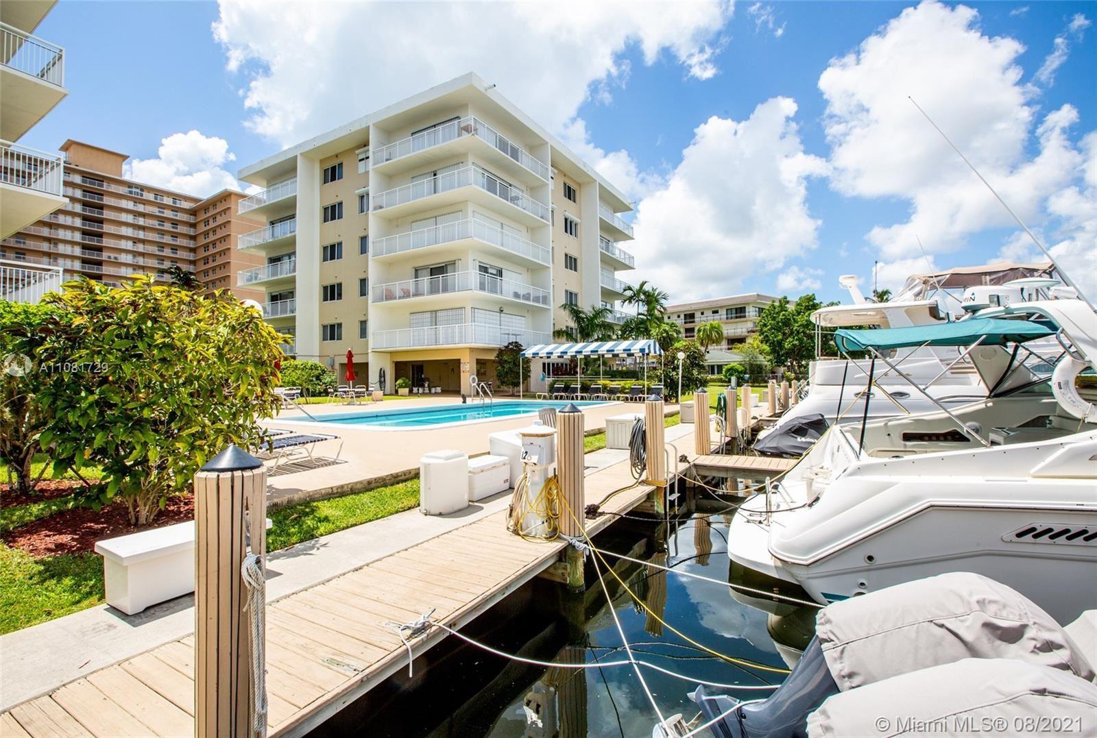 126 Golden Isles Dr #52A, Hallandale Beach, FL 33009 - #: A11081729