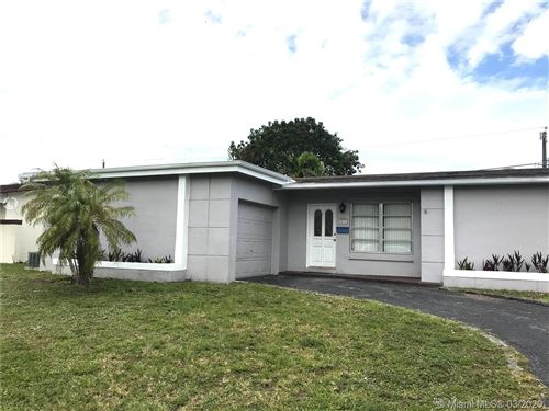 Photo of Listing MLS a10807730 in 8531 NW 25th St Sunrise FL 33322