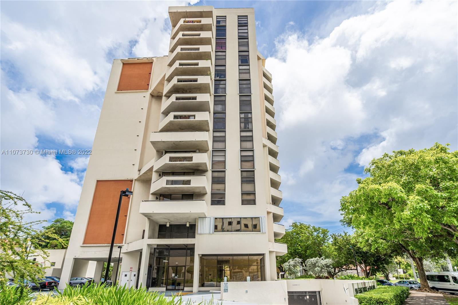 911 E Ponce De Leon Blvd #PH1602, Coral Gables, FL 33134 - #: A11073730