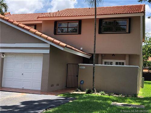Photo of 8811 SW 113 PL CIR W, Miami, FL 33176 (MLS # A10865731)