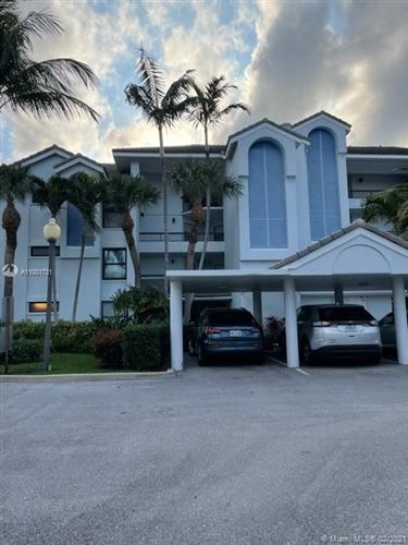 Photo of 112 N Bay Colony Dr N #112, Juno Beach, FL 33408 (MLS # A11001731)