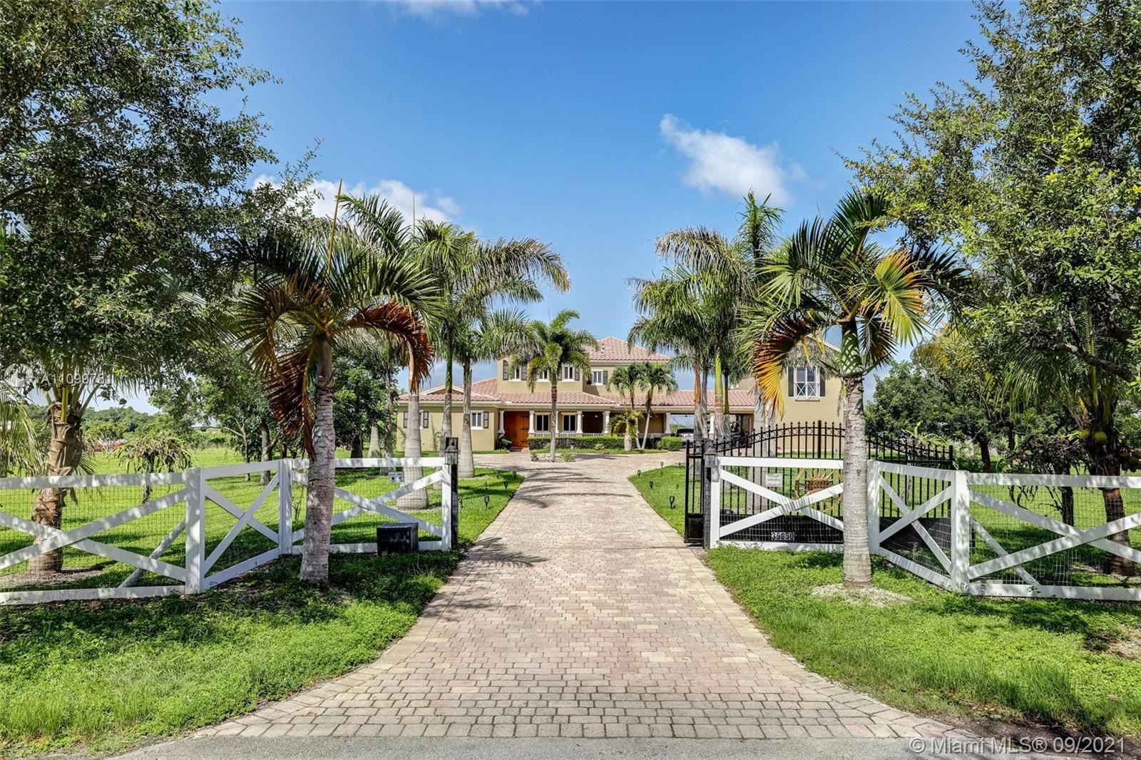 35850 SW 218th Ave, Homestead, FL 33034 - #: A11099731
