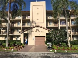 Photo of 1301 SW 142nd AVE #113H, Pembroke Pines, FL 33027 (MLS # A10676732)