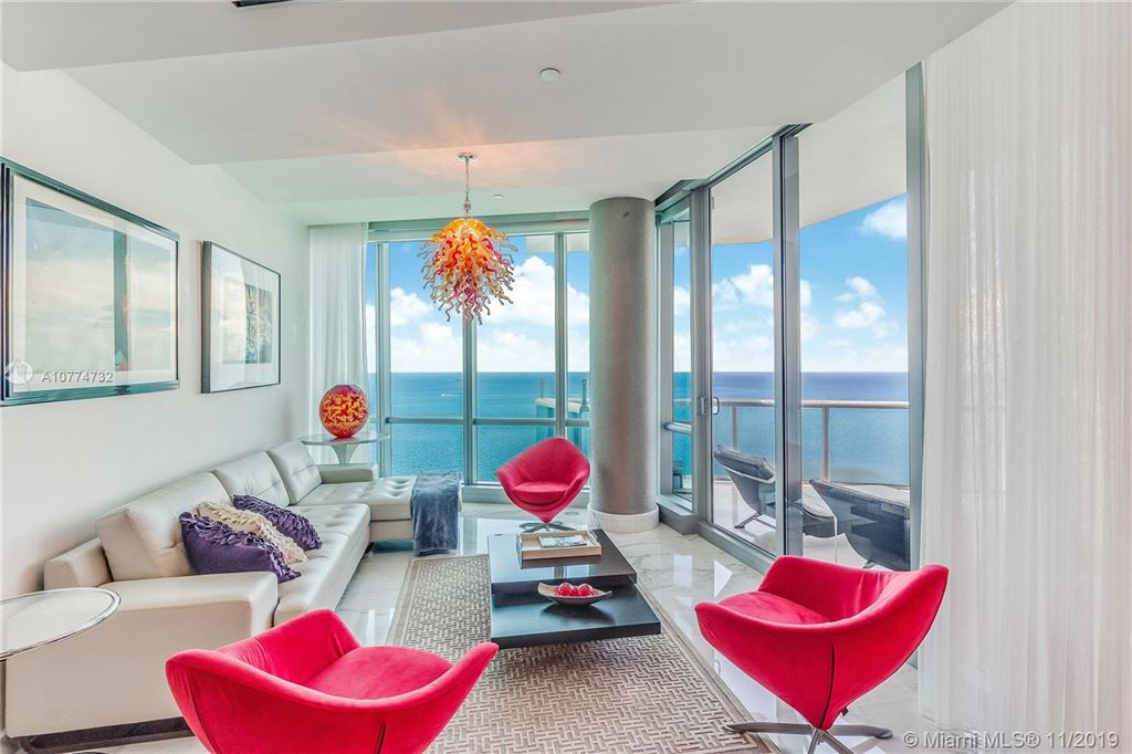 Photo of 17121 Collins Ave #PH4405, Sunny Isles Beach, FL 33160 (MLS # A10774732)
