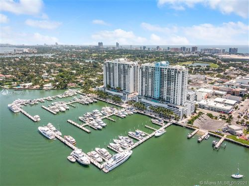 Photo of 1800 Sunset Harbour Dr #1501, Miami Beach, FL 33139 (MLS # A10693733)
