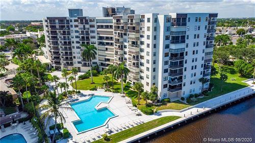 Photo of 2900 NE 14th Street CSWY #910, Pompano Beach, FL 33062 (MLS # A10932733)