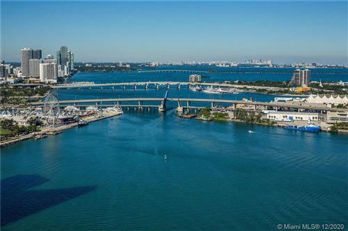 Photo of 848 Brickell Key Dr #3806, Miami, FL 33131 (MLS # A10966733)