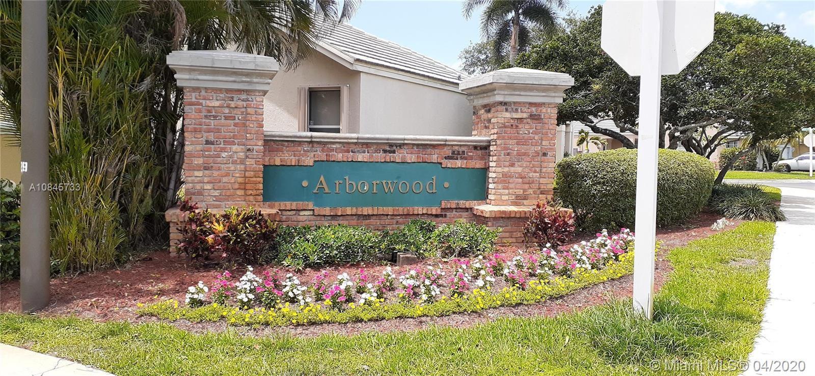 9219 Arborwood Cir, Davie, FL 33328 - #: A10845733