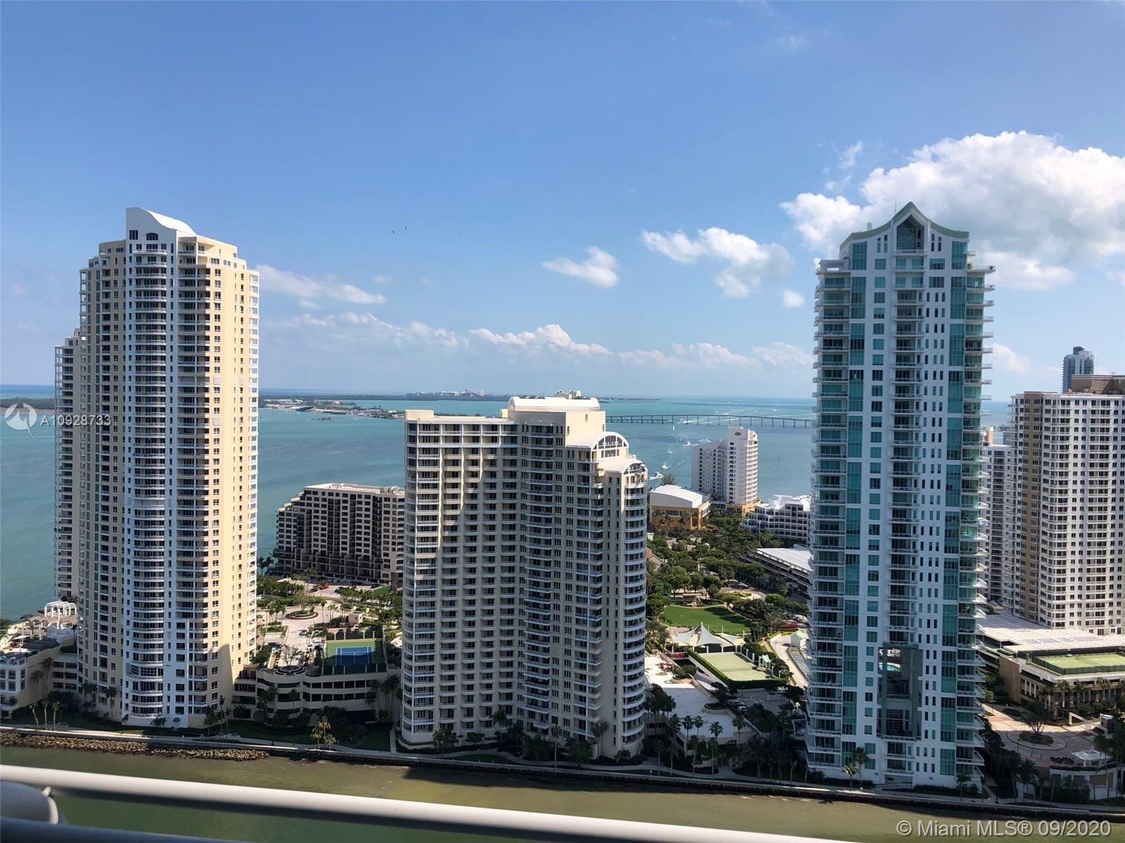 335 S Biscayne Blvd #3507, Miami, FL 33131 - #: A10928733