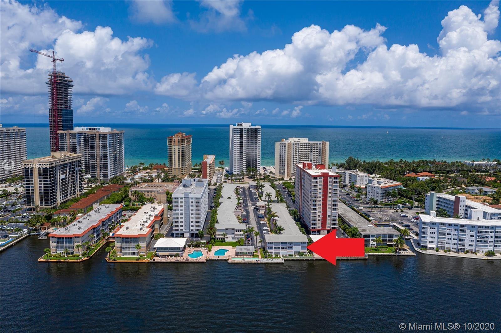 Photo of 3135 S Ocean Dr #228, Hallandale Beach, FL 33009 (MLS # A10946733)