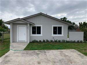 Photo of 441 NW 16th St, Florida City, FL 33034 (MLS # A10581734)