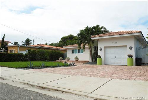 Photo of 7528 Hispanola Ave, North Bay Village, FL 33141 (MLS # A11009734)