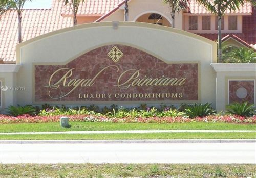 Photo of 1261 SW 46th Ave #2010, Pompano Beach, FL 33069 (MLS # A11101734)