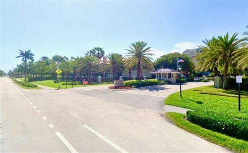 Photo of 3912 S Ocean Blvd #108, Highland Beach, FL 33487 (MLS # A11111734)