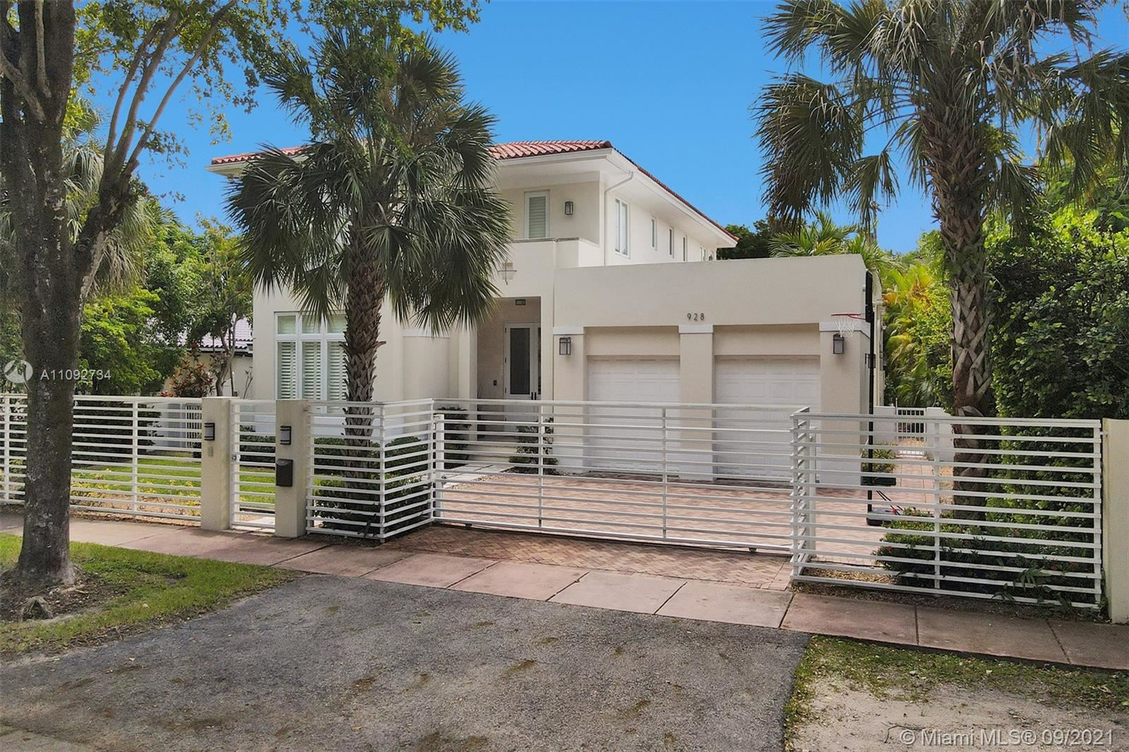 928 Palermo Ave, Coral Gables, FL 33134 - #: A11092734