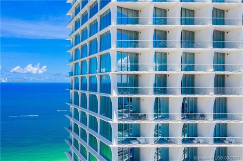 Photo of 16901 Collins Ave #406, Sunny Isles Beach, FL 33160 (MLS # A11086735)