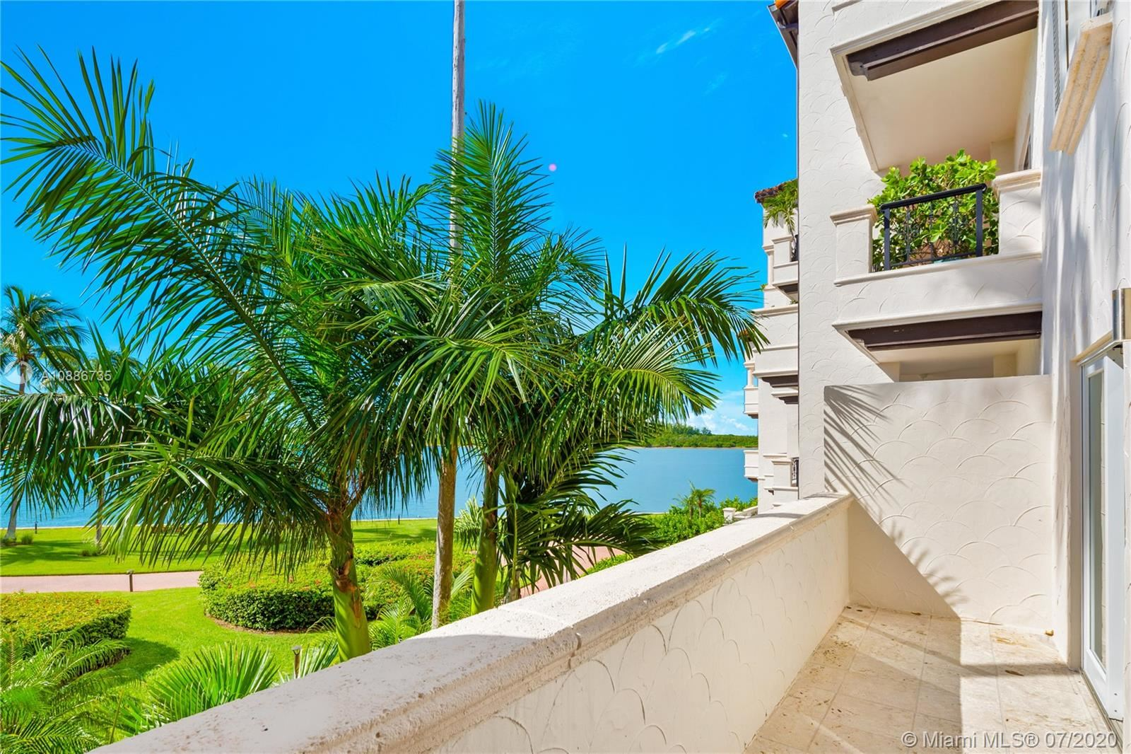 Photo of 2321 FISHER ISLAND DR #4201, Fisher Island, FL 33109 (MLS # A10886735)