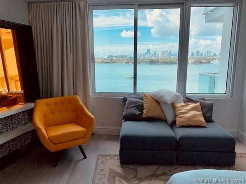 Foto de inmueble con direccion 1100 West Ave #808 Miami Beach FL 33139 con MLS A10539736