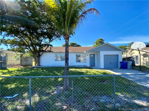 Photo of Listing MLS a10806736 in 1721 NW 1st Ter Pompano Beach FL 33060